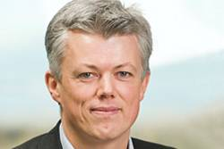 File Hans Jakob Hegge, Statoil senior vice president for operations North Sea east. (Photo courtesy www.Statoil.com)
