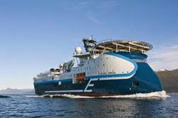 ULSTEIN Delivers Seismic RV
