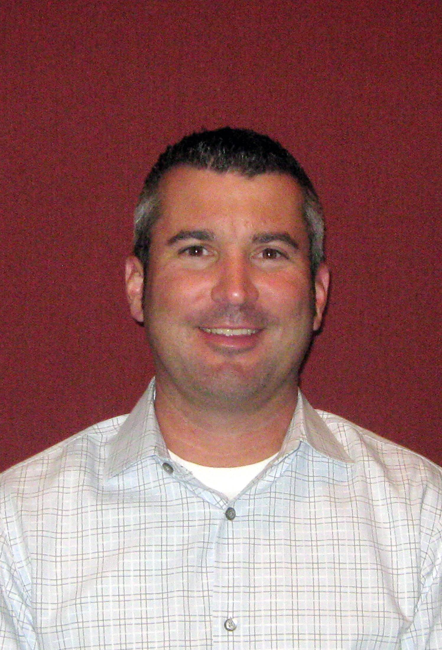 Dan Babcock, manager of business development