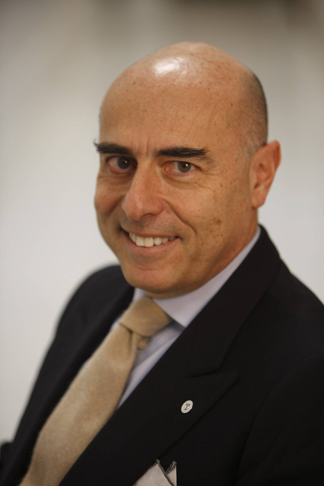 Ugo Salerno, CEO, RINA