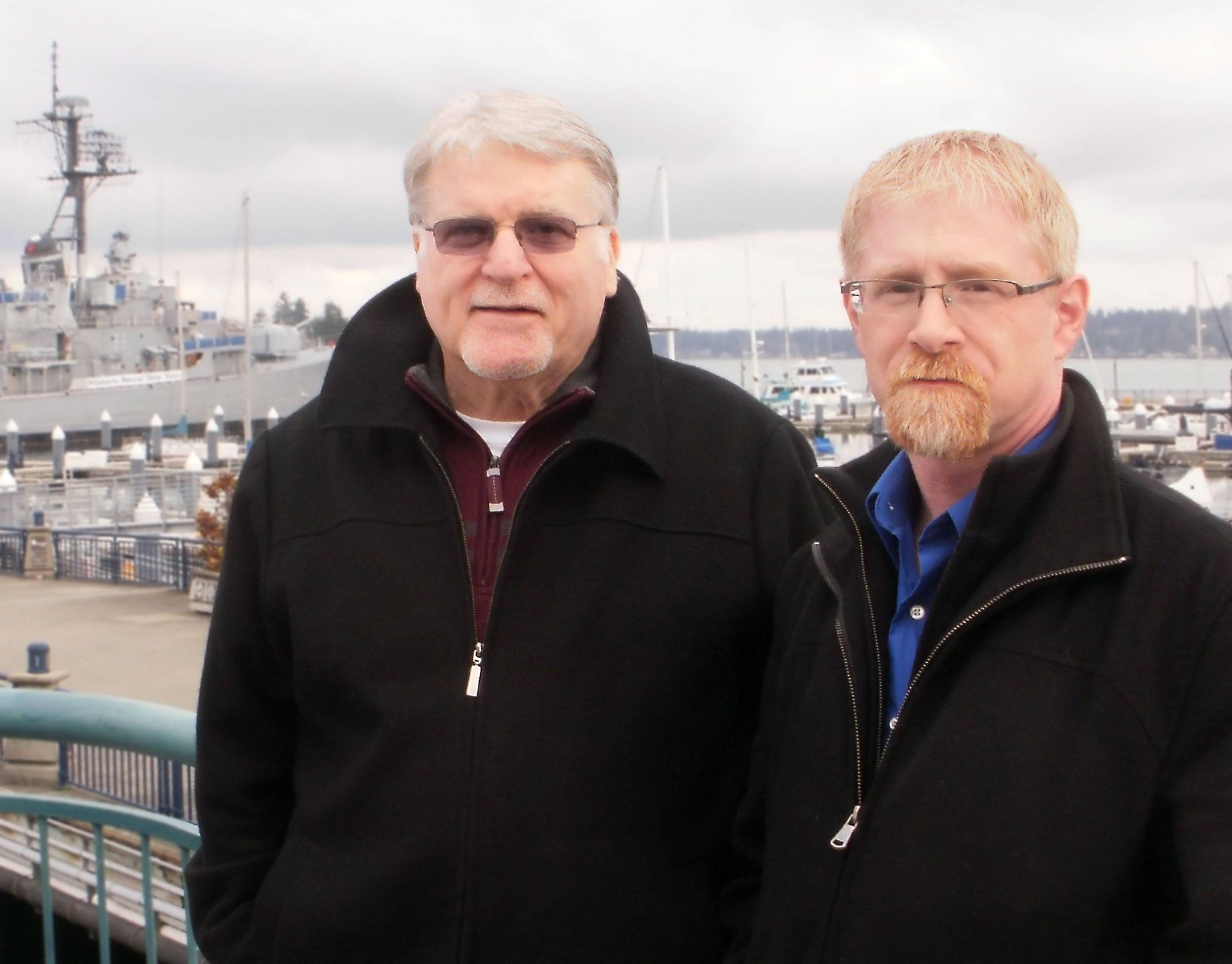 File Ralph E.  Duncan, PE, Vice-President of Marine and Sean M. Hoynes, PE, Vice-President of Facilities.
