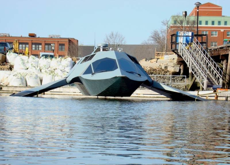 File GHOST: a high-speed attack craft specifically designed to protect vital waterways.