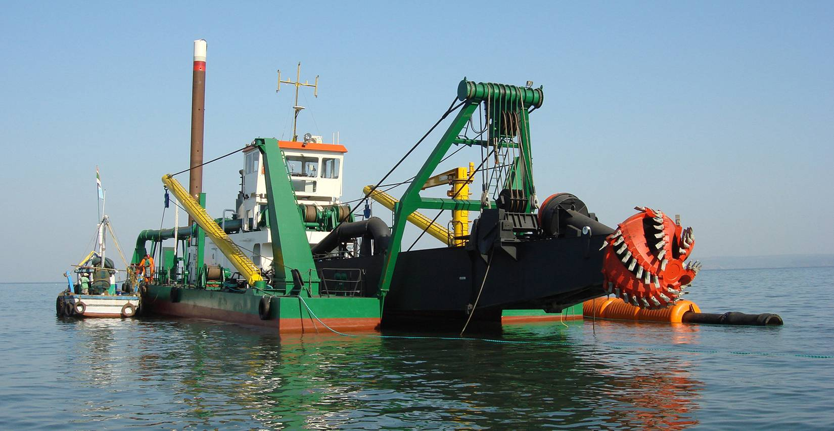 File Photo courtesy of IHC Beaver Dredgers B.V.