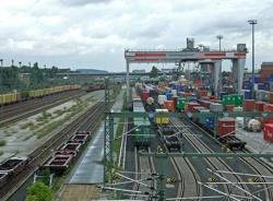 Container Terminal: Photo credit Wiki CCL