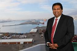 File Sanjay Govan, who is the Port Manager at the Port of Cape Town, will head the Tariffs portfolio effective immediately.