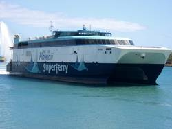File ex-Hawaai Superferry: Photo credit Austal