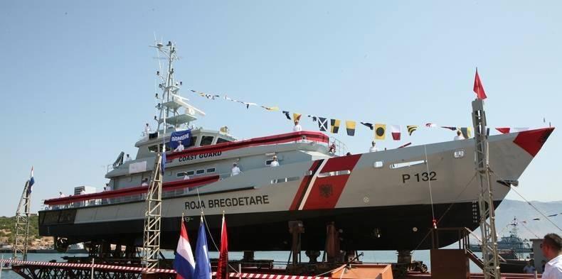 File Photo credit Damen Shipyards