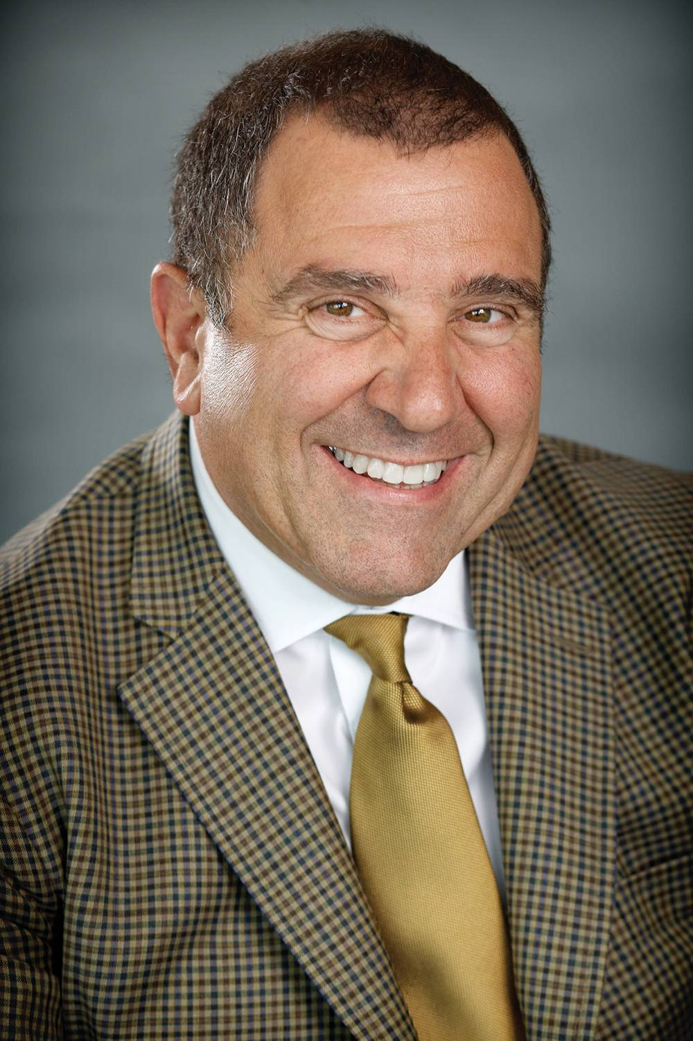 Vigor Industrial's CEO, Frank Foti (Photo courtesy Vigor Industrial)