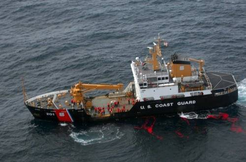 File Photo credit USCG