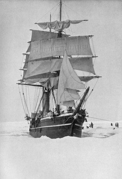 File SS Terra Nova: Photo credit Wiki CCL