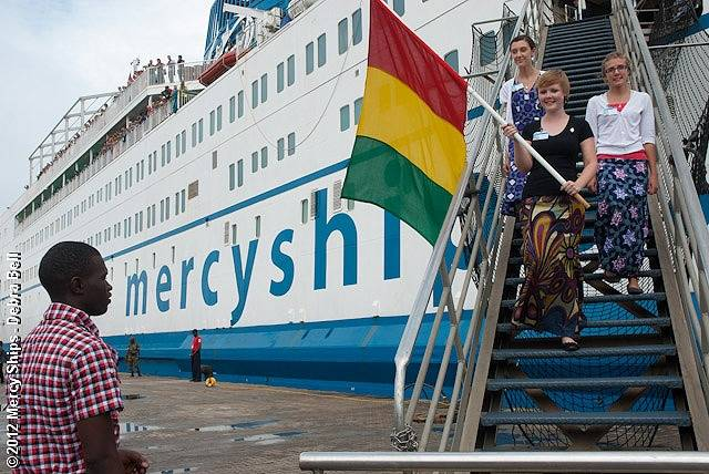 File Photo credit Mercy Ships