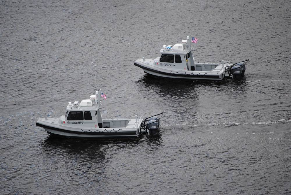 Silver Ships Delivers Patrol Boats To Nc