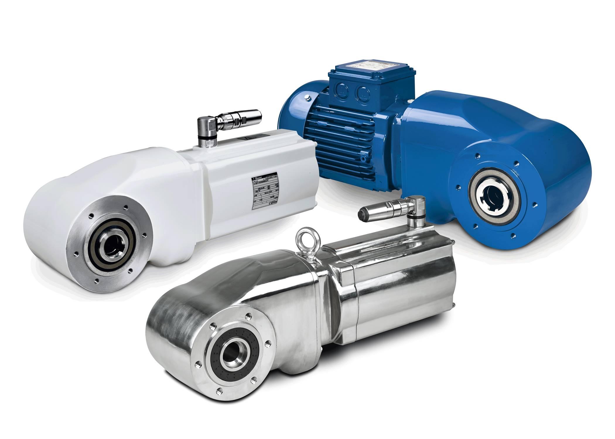 Bauer Gear Motor Hosts Energy Efficiency Tech