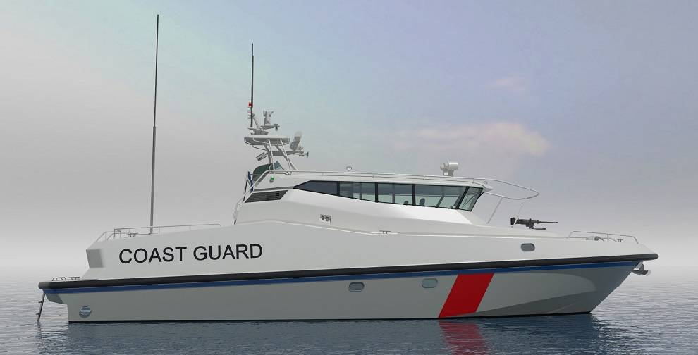 Bmt Ares To Deliver Patrol Boats For Bahrain