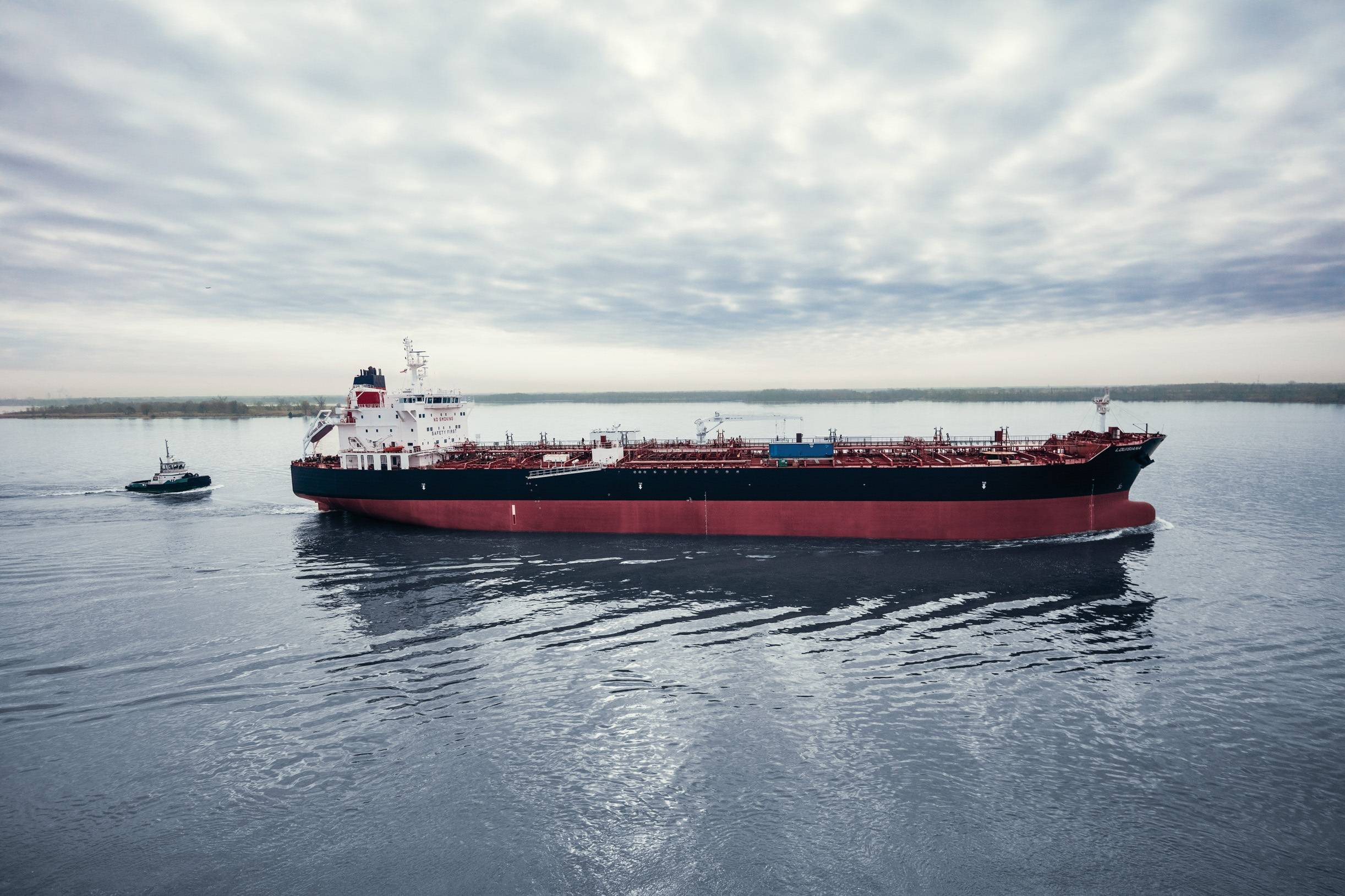 Third Lng Ready Tanker Delivered To Crowley