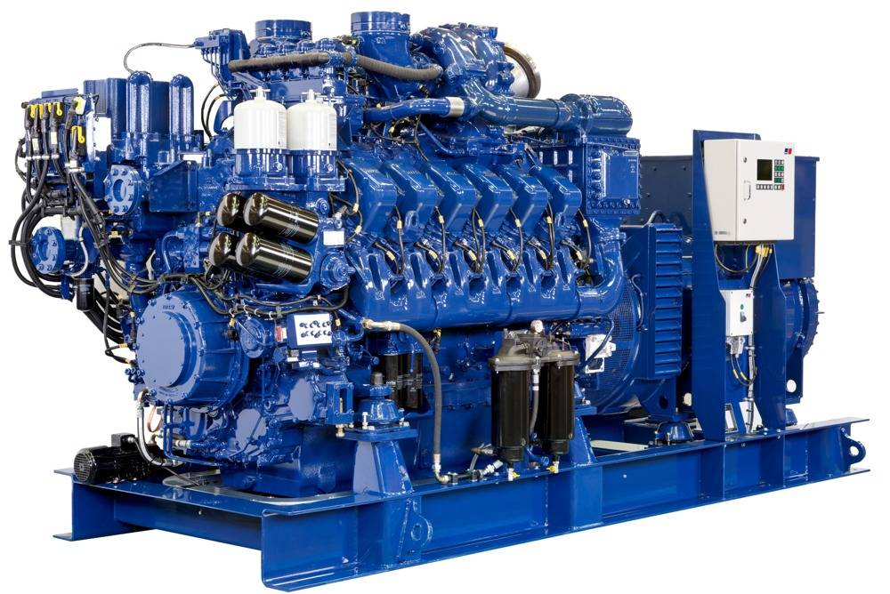 Mtu To Supply 16 Gensets For Rolls Royce Design