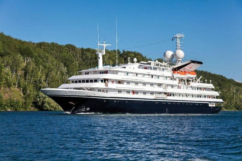 Grand Circle Cruises Buys 39MV Corinthian39