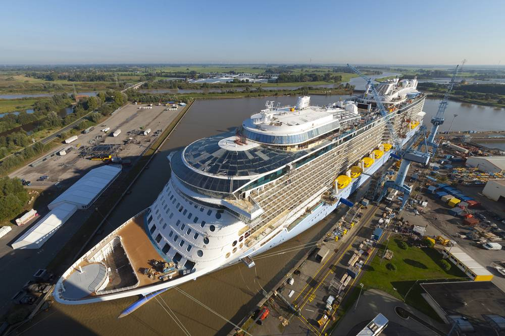 Cruise Industry Seeks Fortune In China