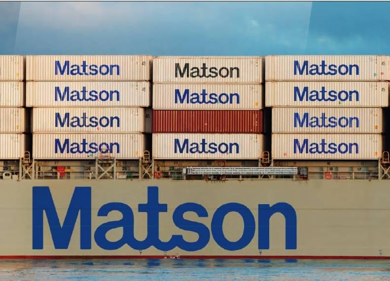 Hawaiian market growth boosts matson q3 - Matson container homes ...