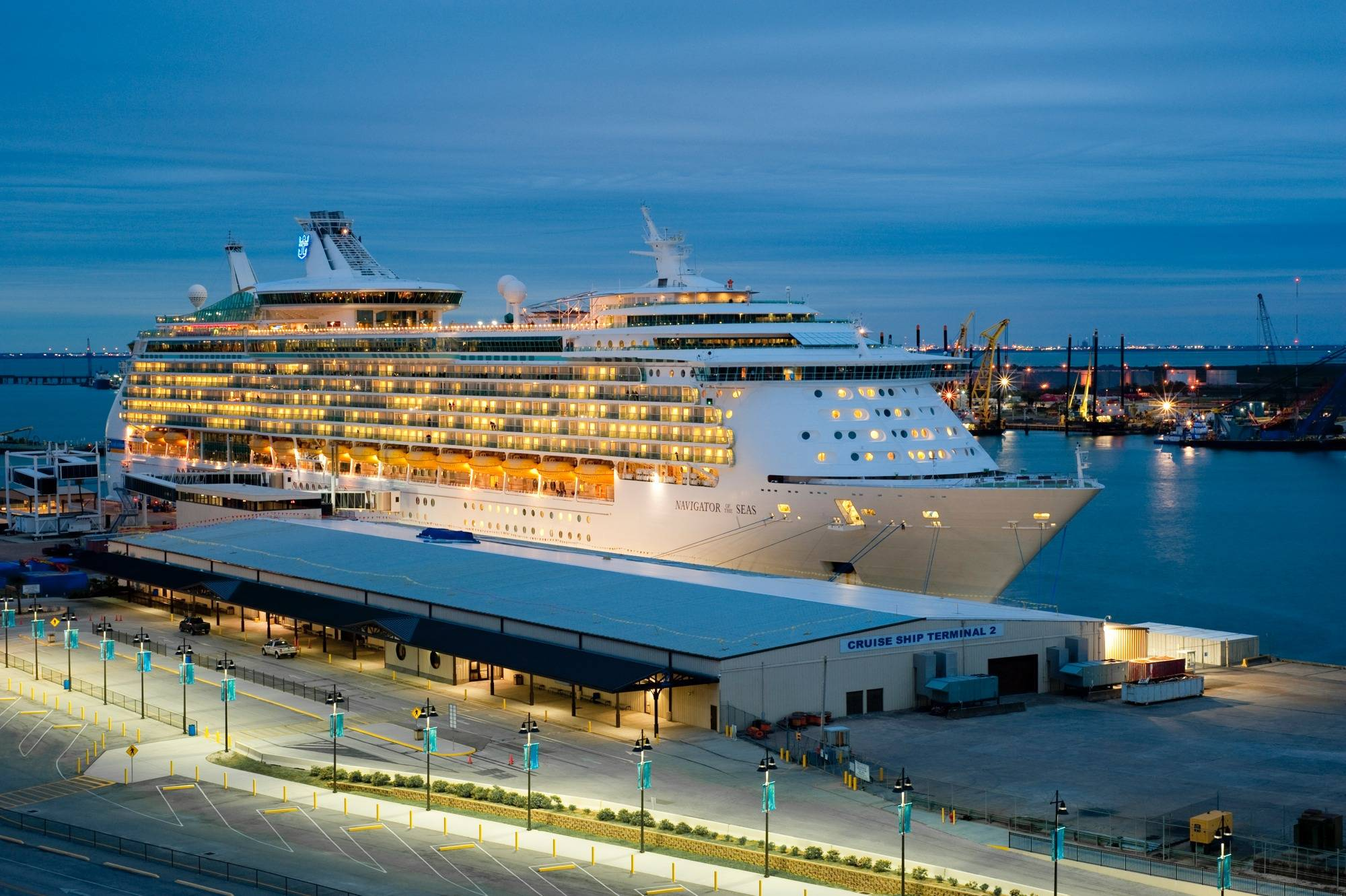Port Of Galveston Signs 5-Year Cruise Ship Deal