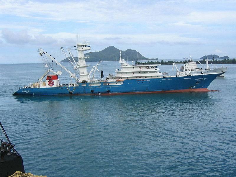 Us flag tuna fleet employment violations owner for Purse seine fishing