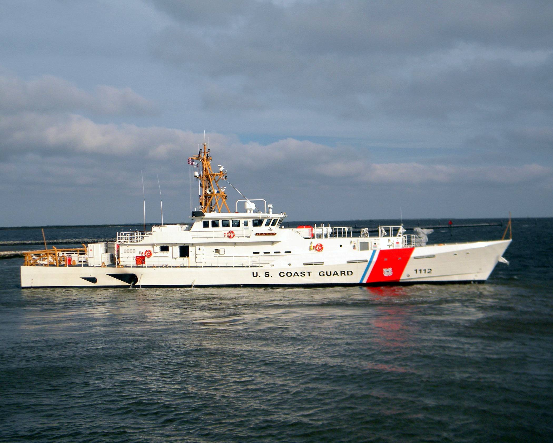 Bollinger Delivers 12th Uscg Fast Response