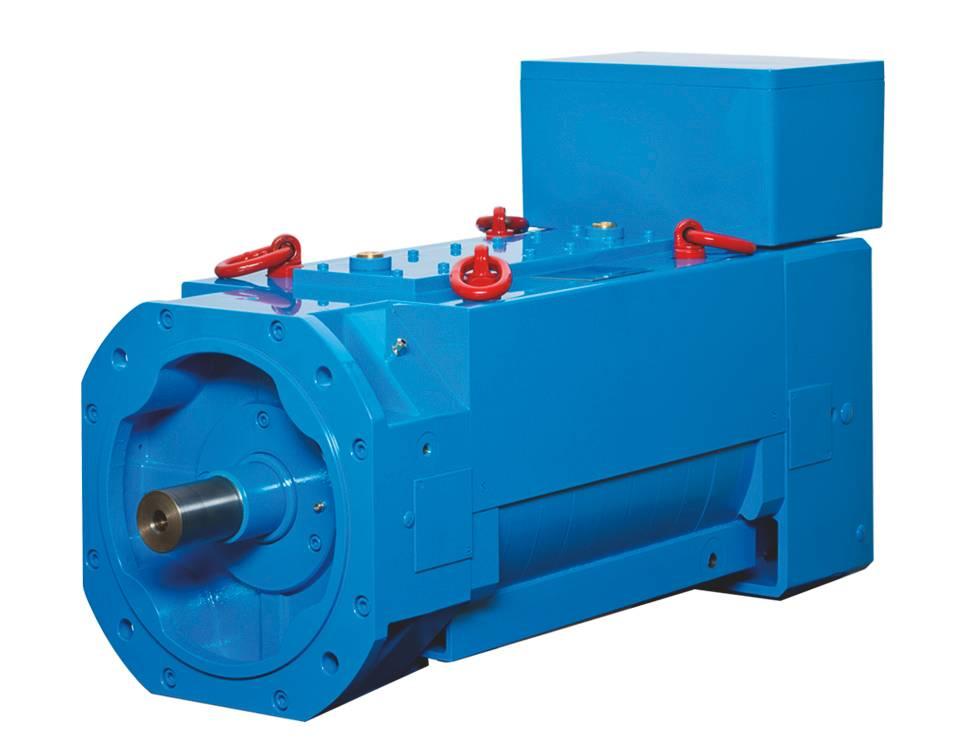 New ultracompact water cooled motors for Liquid cooled ac motor