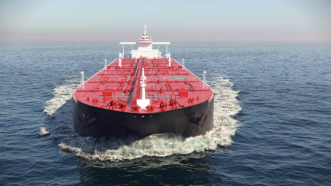 Iran's Secret Oil Tanker Mission