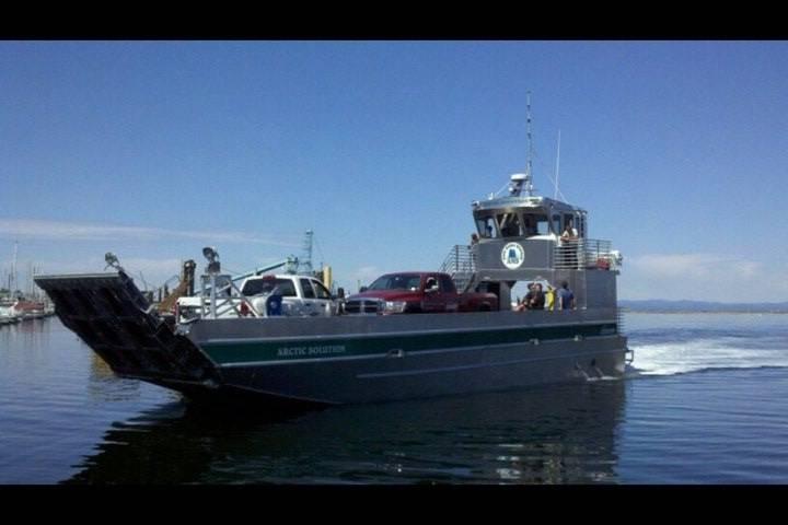 Armstrong Marine Delivers Versatile Landing Craft