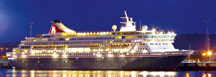 Norovirus Outbreak On Fred Olsen Cruise Ship
