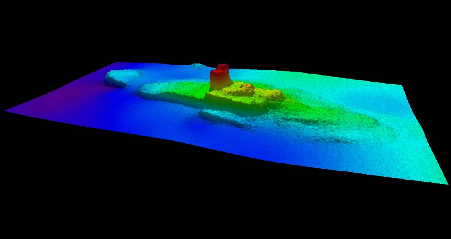 19th Century Shipwreck Found Off Golden Gate