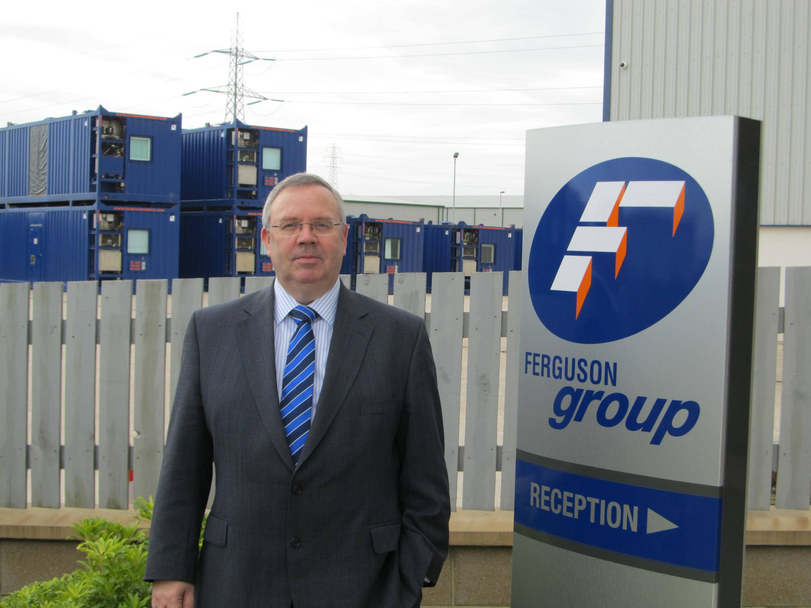 New Developmet Director At Ferguson Group