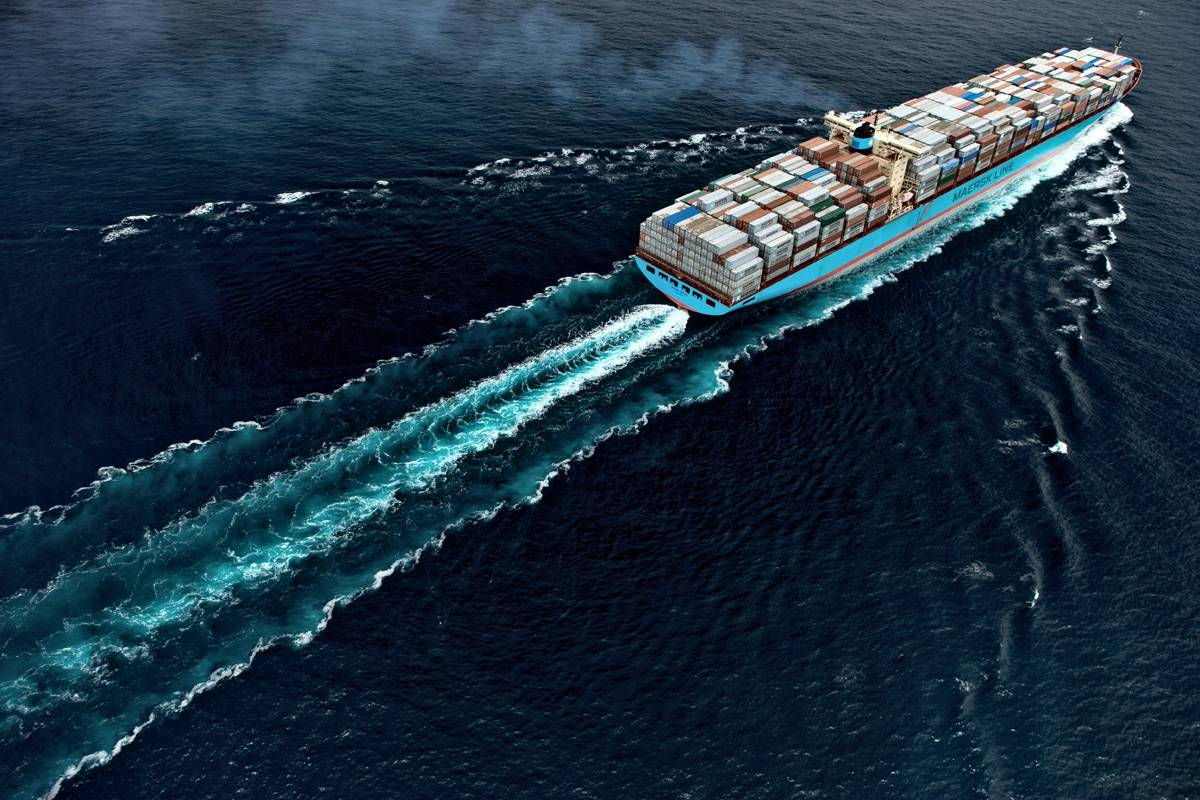 Maersk says global IT breakdown caused by cyber attack