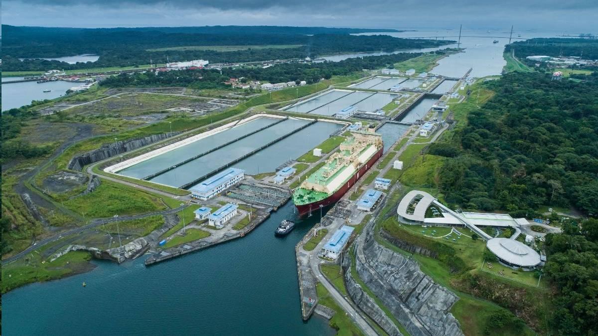LNG Carrier Bottleneck At Panama Canal Could Last Until