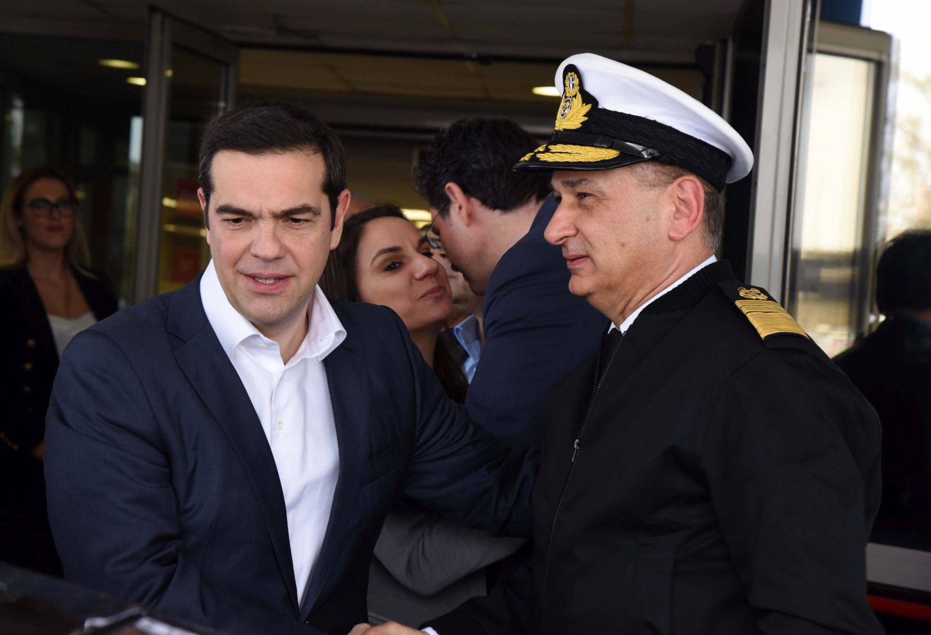 Greece says won't tolerate challenge to its rights after Turkish collision