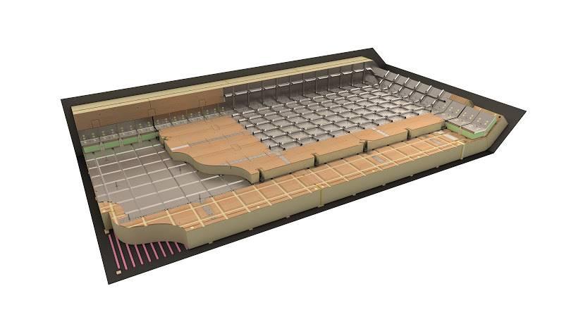 design approval issued for mark v containment system. Black Bedroom Furniture Sets. Home Design Ideas