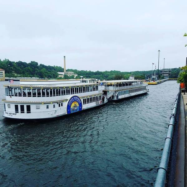 Πιστωτική Εικόνα: Padelford Packet Boat Co.