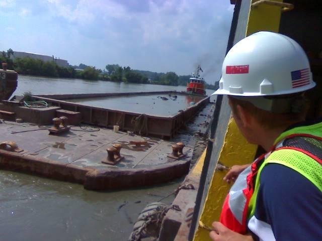 Ποταμός Raisin Dredging, Μονρόε, Μίτσιγκαν