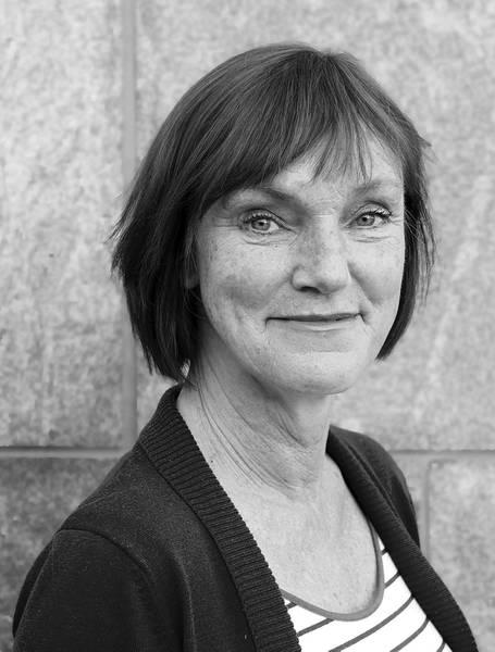 Συγγραφέας Kristin Øye Gjerde.