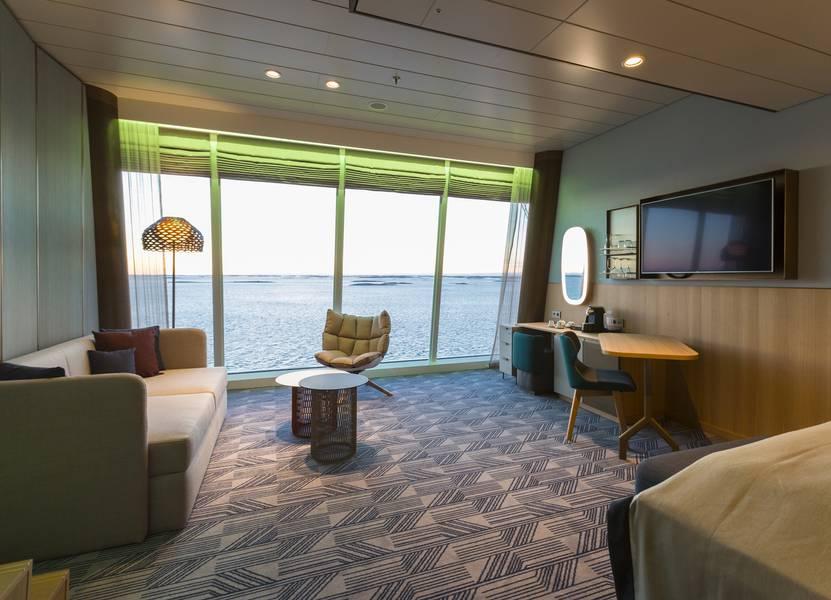 Φωτογραφία: Meyer Turku / TUI Cruises