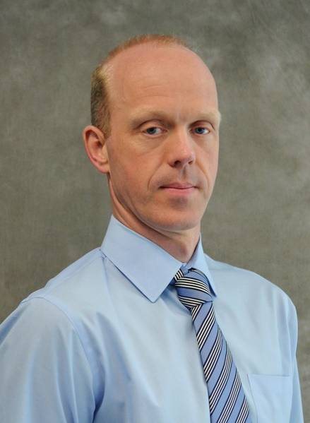 Вице-президент по технологиям ABS, Гарет Бертон