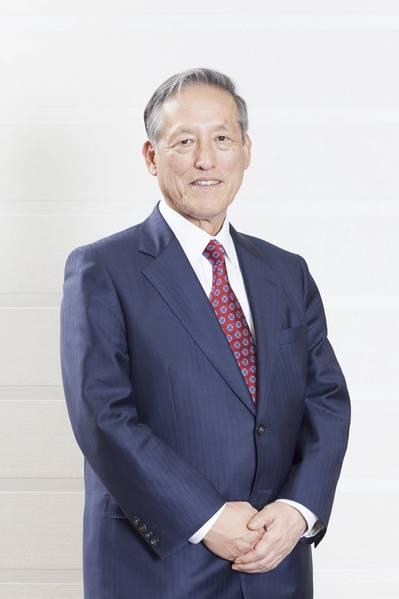 Коити Фудзивара, председатель, классNK