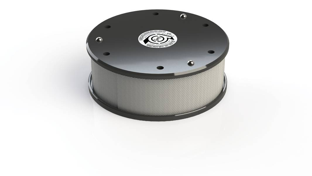 Новый пневматический клапан BICERA Sigma для картера Penn-Troy Manufacturing.