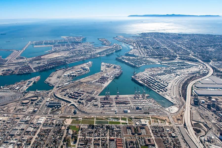 Порт Лос-Анджелеса (CREDIT: Порт Лос-Анджелеса)