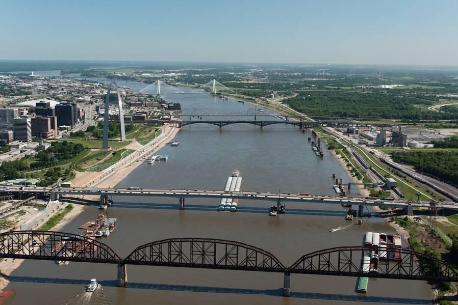 Предоставлено: St. Louis Regional Freightway