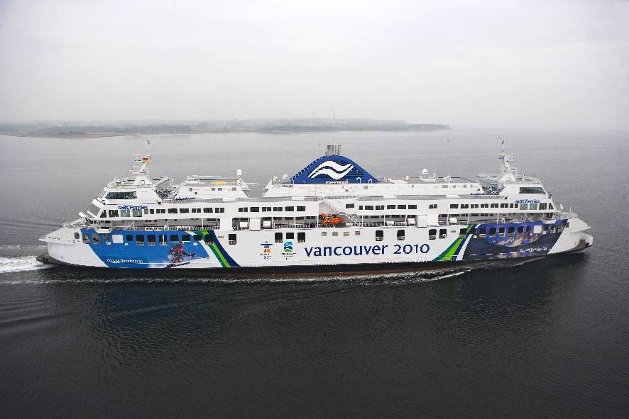 Фото: BC Ferries Фото: BC Ferries