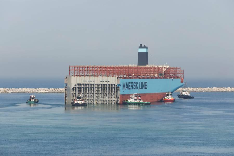 Фото: Maersk