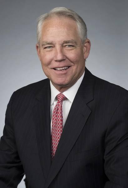 جون رايد ، الرئيس التنفيذي لشركة Tidewater