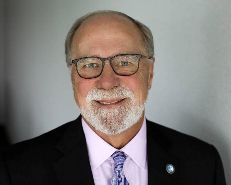 جون راينهاردت الرئيس التنفيذي لميناء فرجينيا (الائتمان: ميناء فرجينيا)