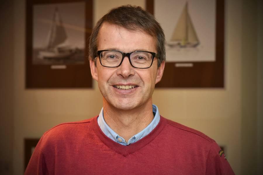 جيرت شوتن ، مدير شركة Shipbuilder